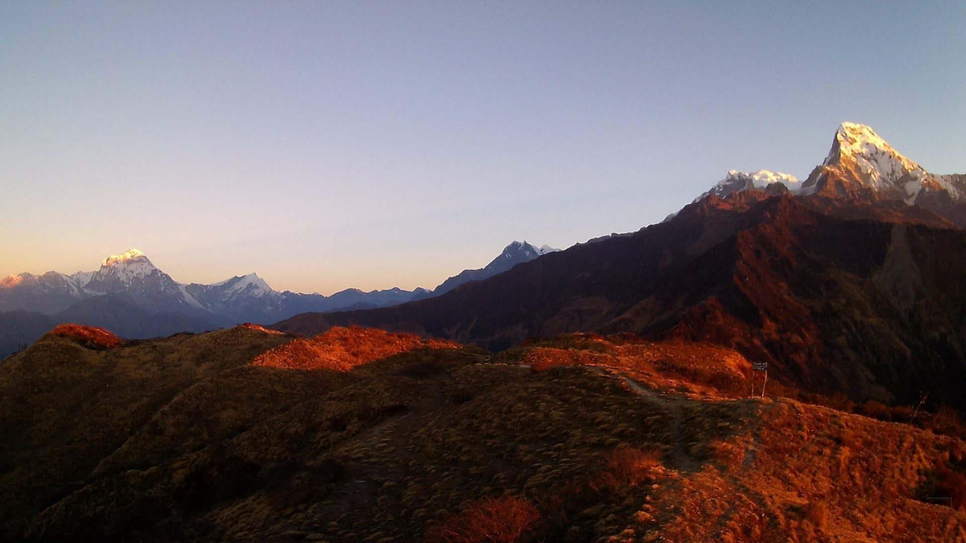 Khopra Danda (Ridge) Trek –