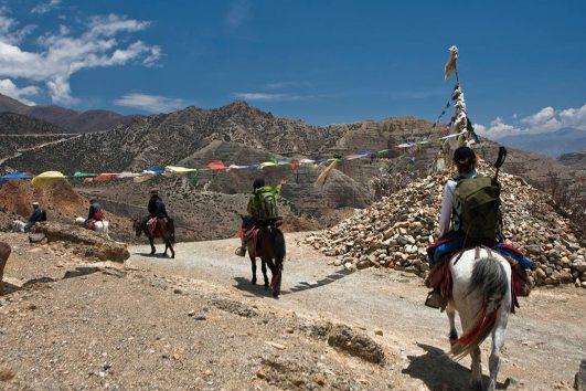 Mustang Region Trekking
