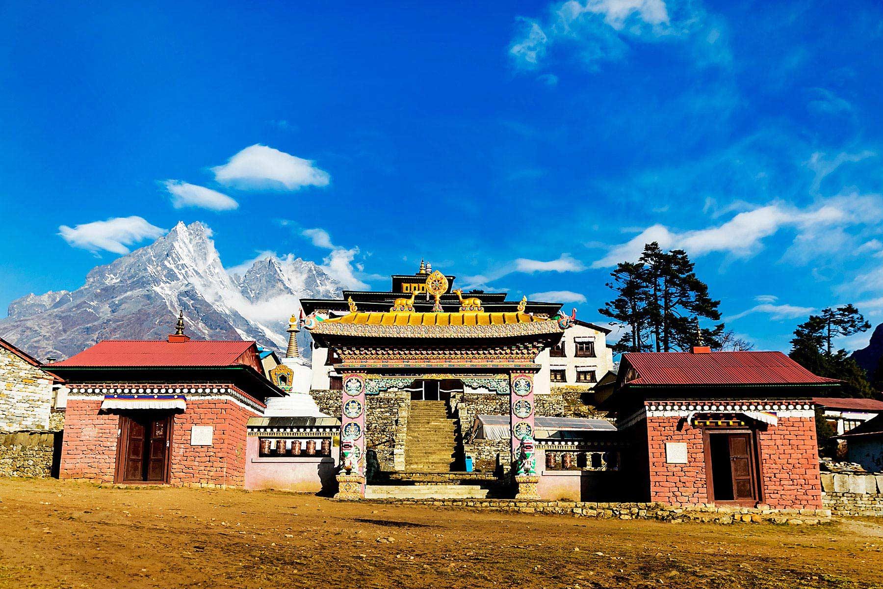 Tengboche Monastery Trek – 12 Days