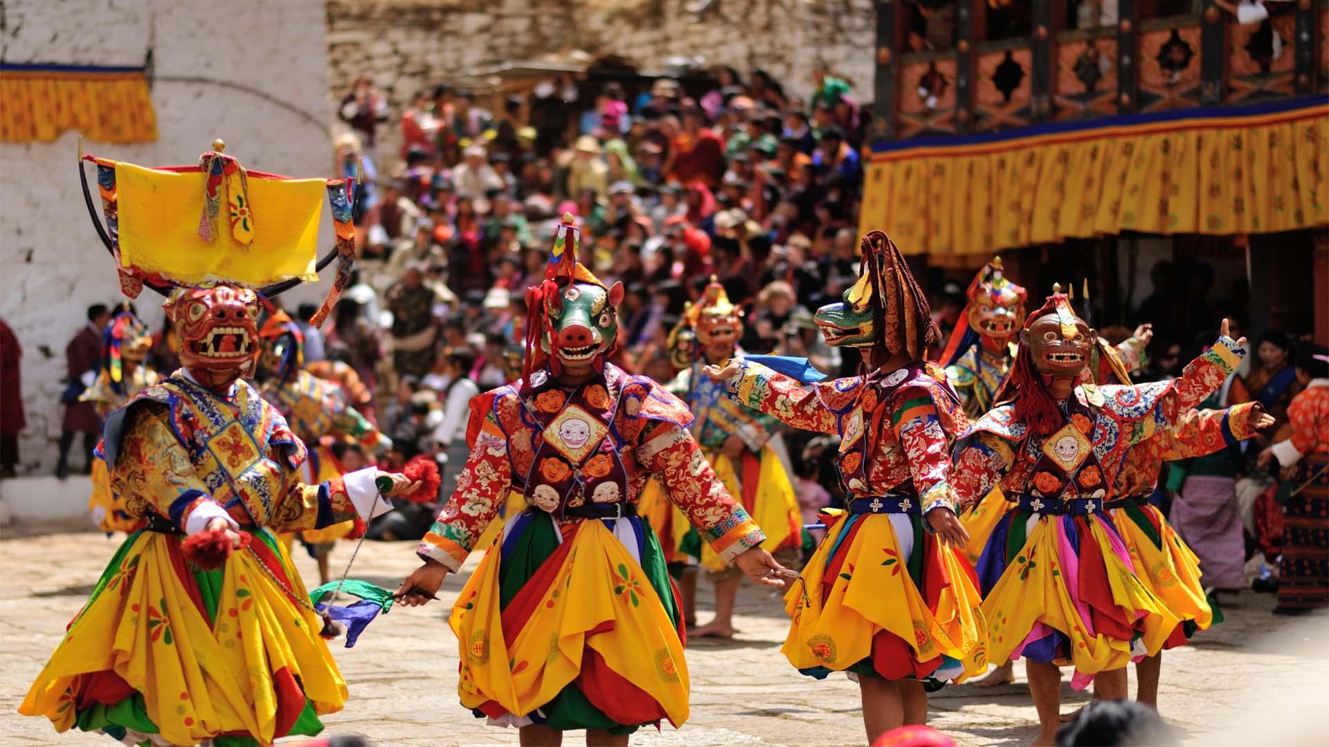 Druk Path Trek with Three Days Cultural Tour in Bhutan – 10 Days