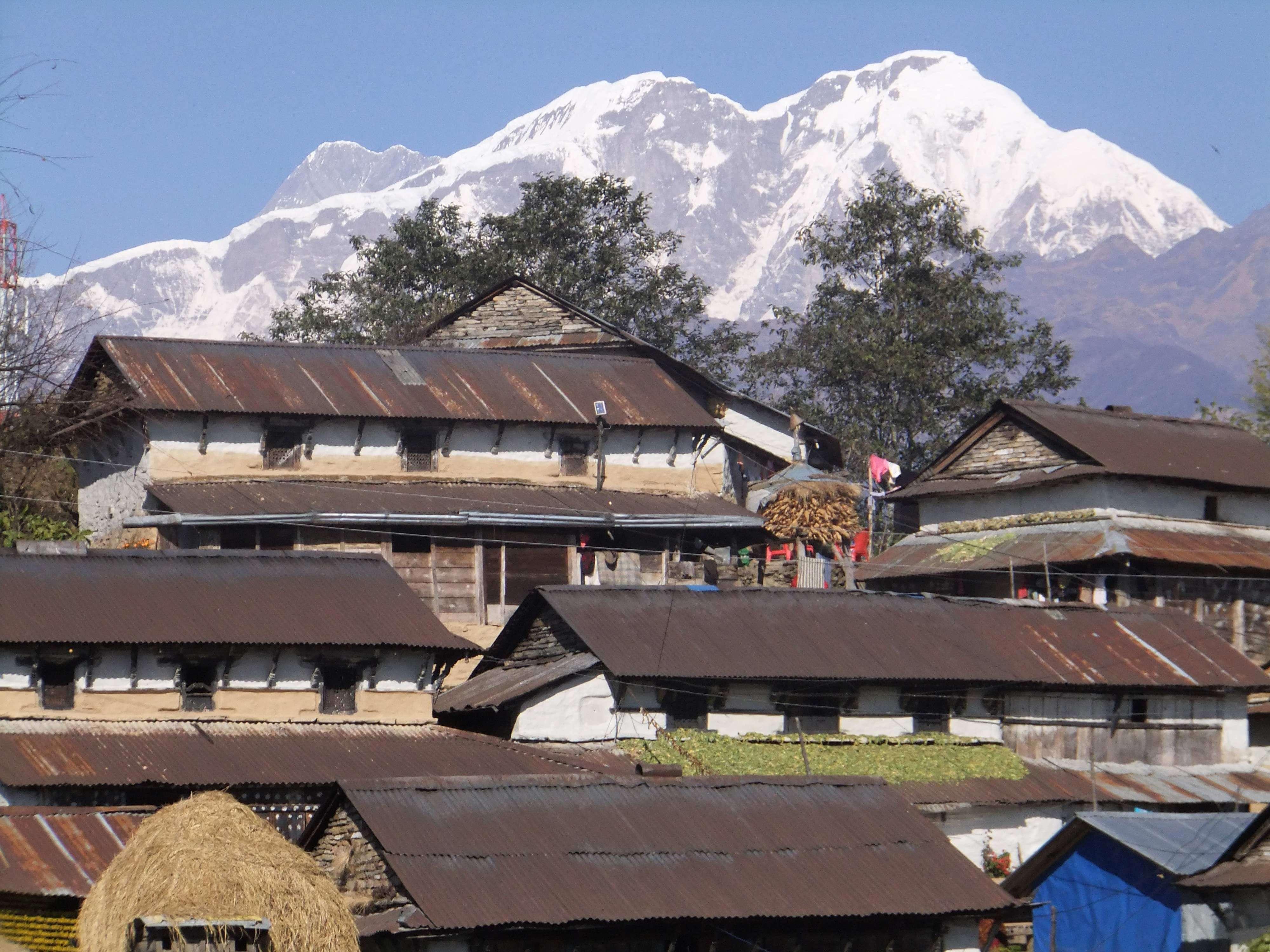 Ghalegaun Village Tour