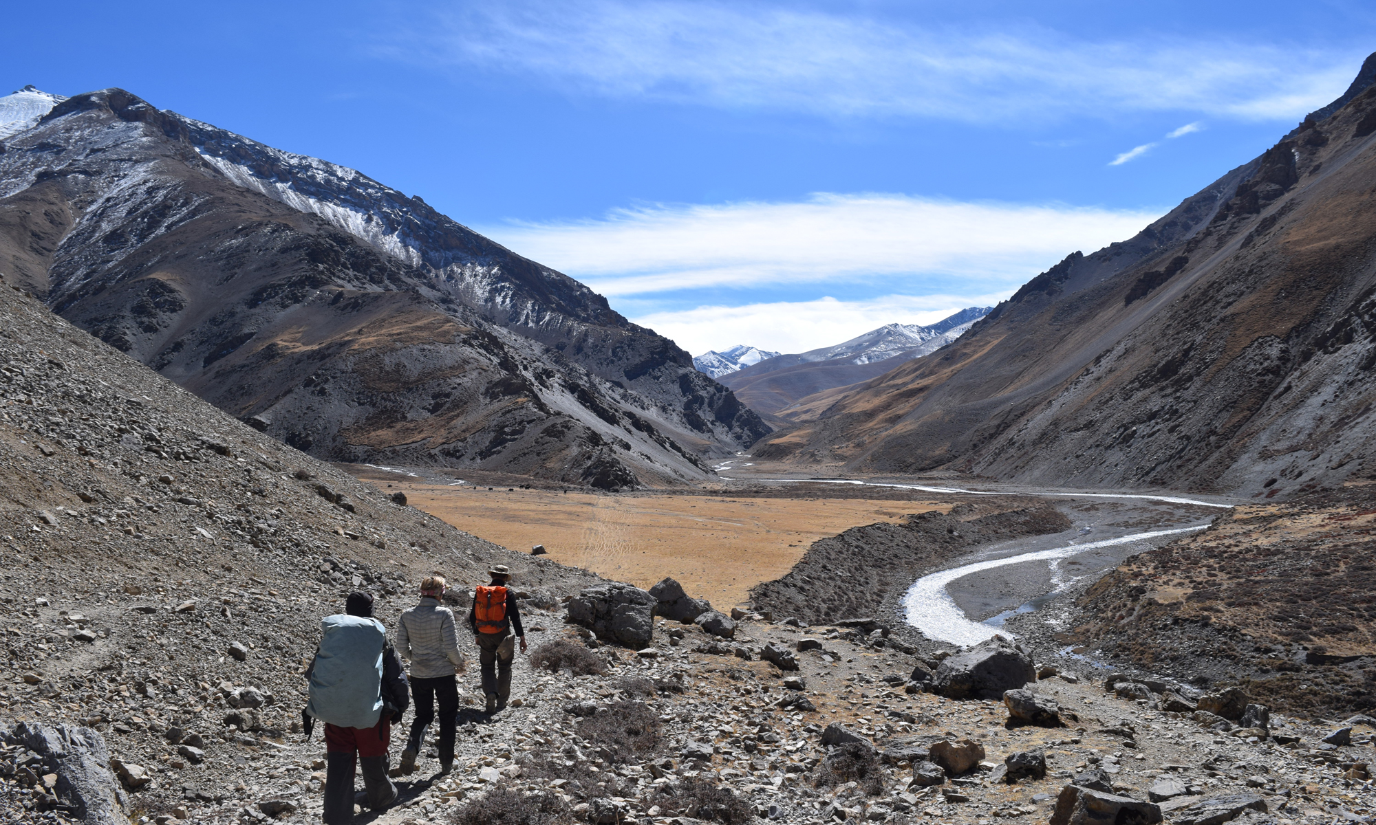 Upper Dolpo Trekking – 24 Days