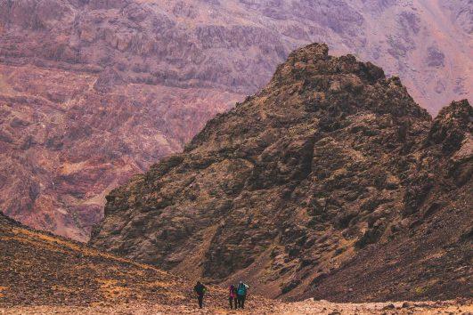 Toubkal-Morocco