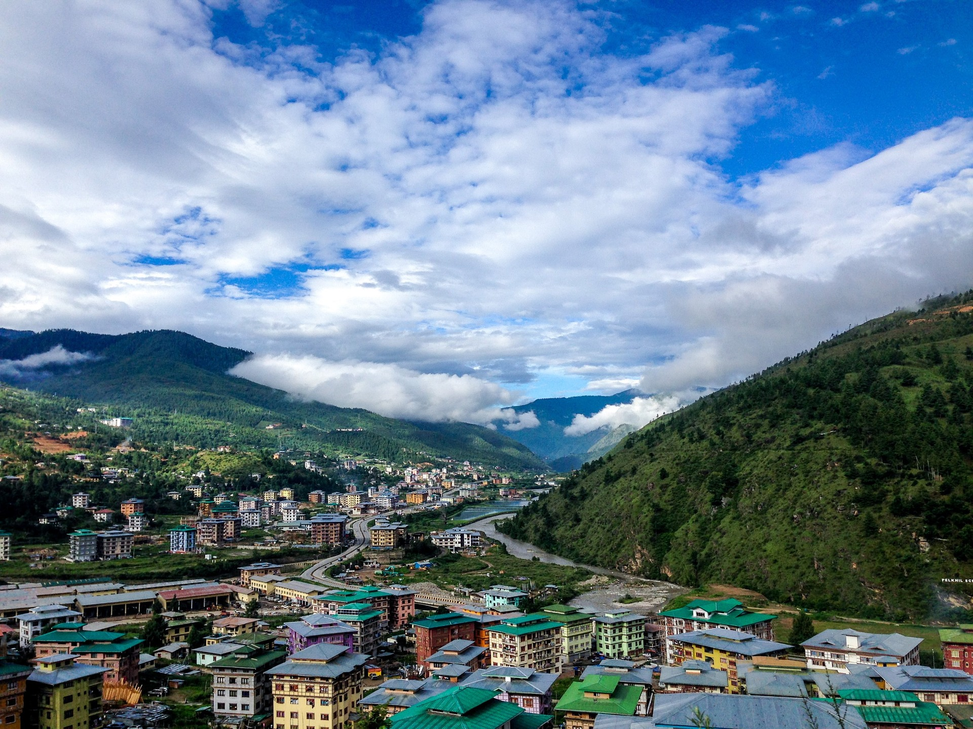 Bhutan Tour with day hikes – 6 Days