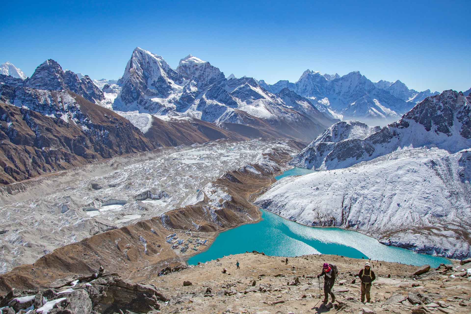 Jiri to Everest Base Camp Trekking – 22 Days